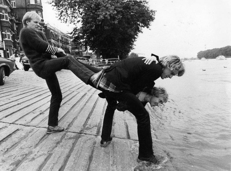 The Police, 1979 год
