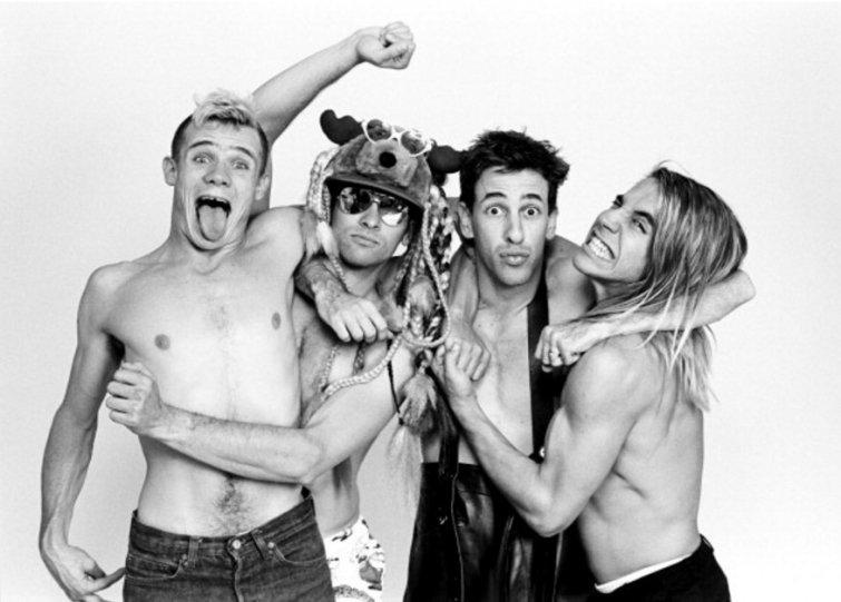 The Red Hot Chili Peppers, Нью-Йорк, 1985 год
