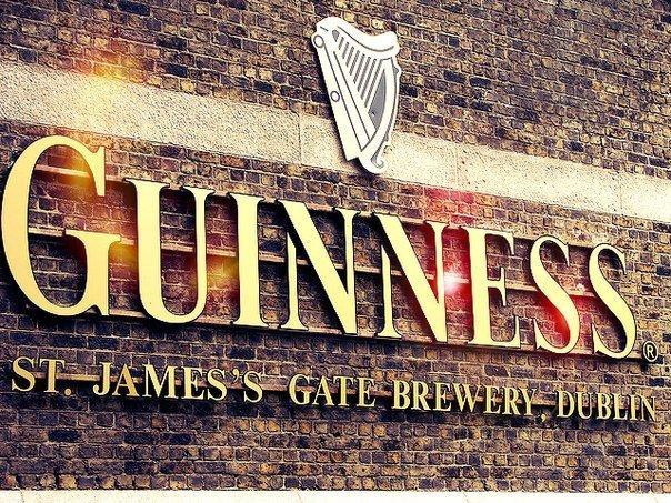 St. James's Gate Brewery, Dublin, Ireland